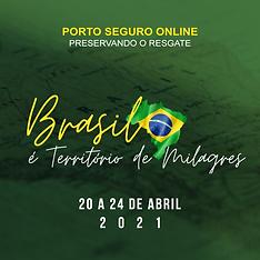 CONGRESSO DE RESGATE DA NAÇÃO FEED 2021