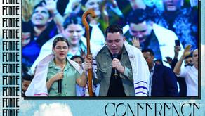 Victor e Agnes recebem unção pastoral