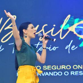 Céus abertos sobre o Brasil