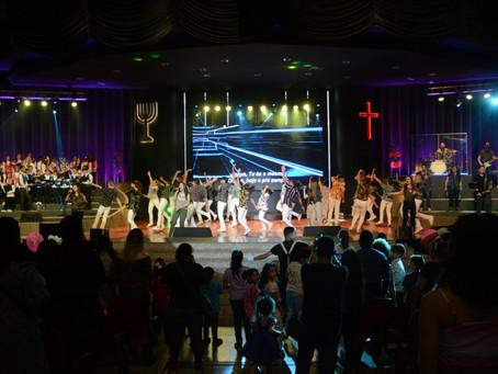 Congresso de Crianças 2021 - Jesus, o Dono do meu barco