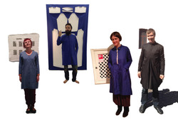 Artists in Uniforms.