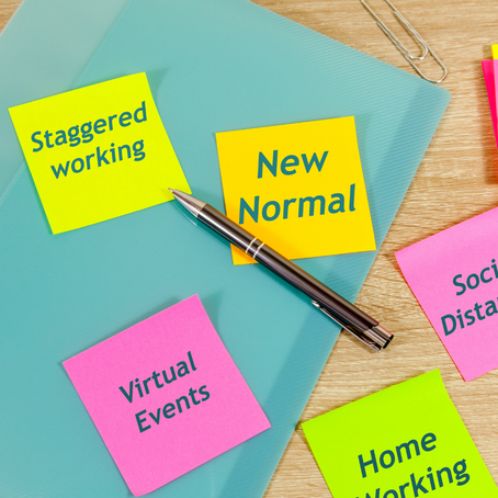 A New Normal... What will HR professionals need to do to support a business in 2021?