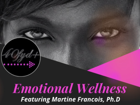 "40fyd+ Wellness Series: ""Emotional Wellness"": Recognizing the Signs of Depression & Anxiety."