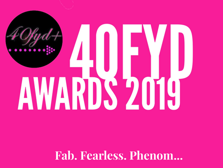 The 40fyd Awards: Celebrating 40 Plus Women