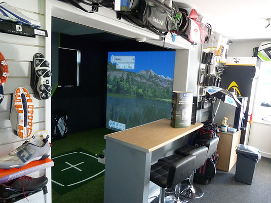 Swing Studio Golf  Manchester