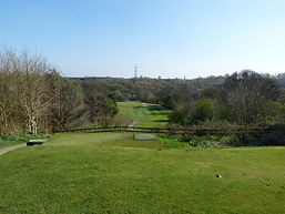 This is Brookdale golf course in manchester