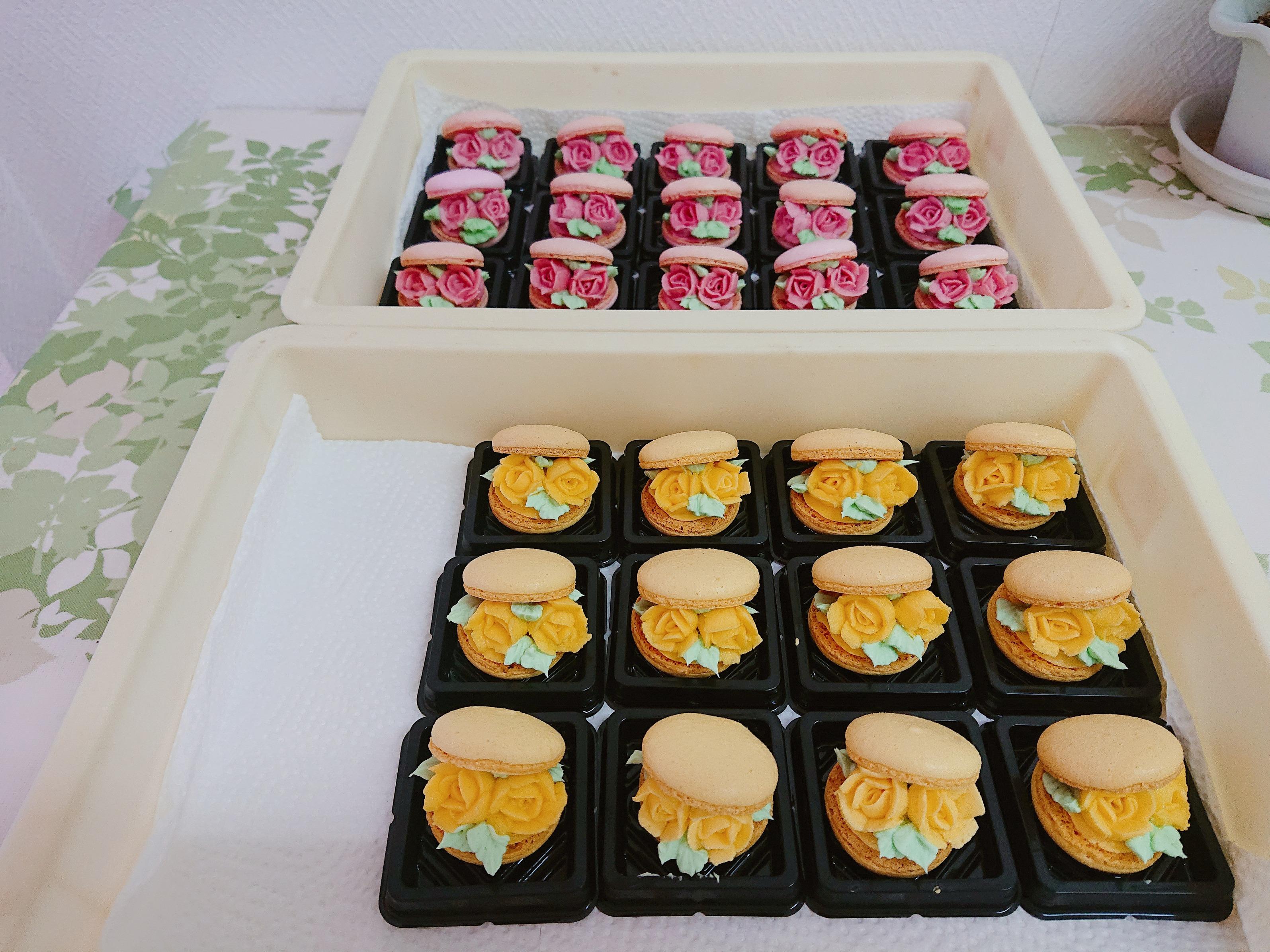 手作り菓子ファミーユ