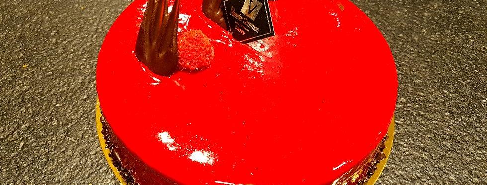 Gâteau  Framboline 5 p
