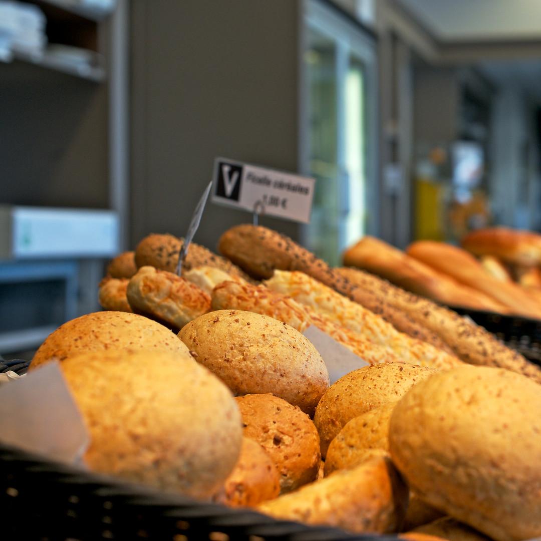 Du pain pour tous les goûts...