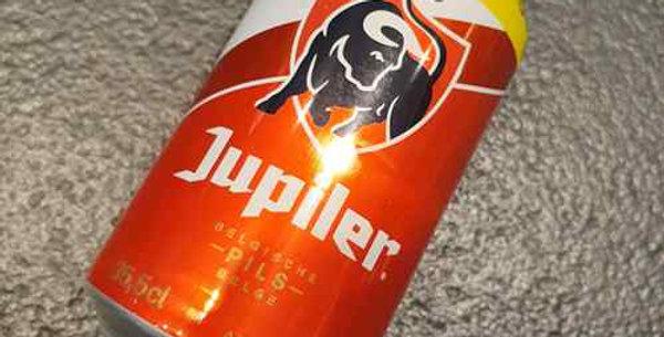 Canette Jupiler (33cl) bi�re 5 (2% alcool)