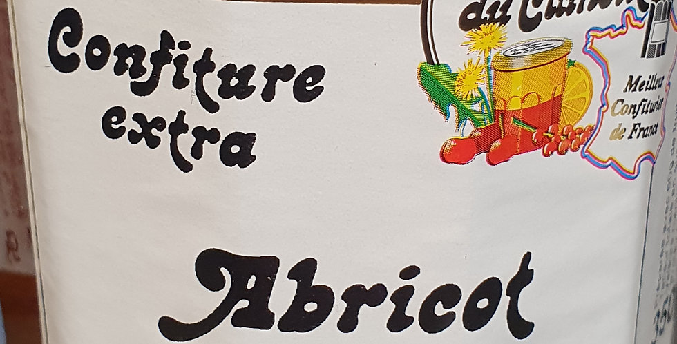 """Confiture de Climont """"Abricot"""" (350g)"""