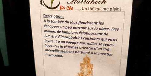 """Thé Bei Cha """"Voyage à Marrakech"""""""