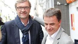 Avec Benoît Lutgen