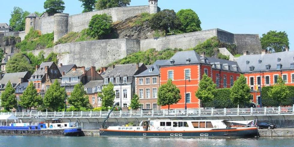 Réunion du GRID et GLEM Namur