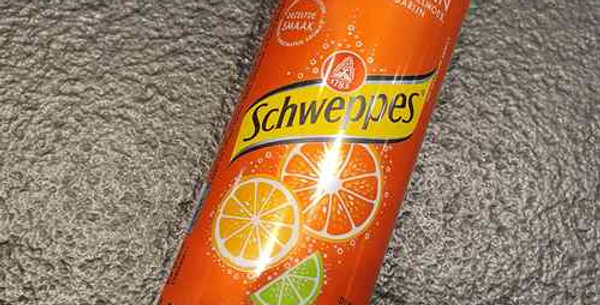 Canette Schweppes Agrumes (33cl)