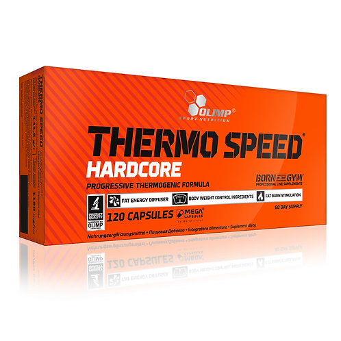 Thermo Speed Hardcore 120caps -  Olimp Nutrition
