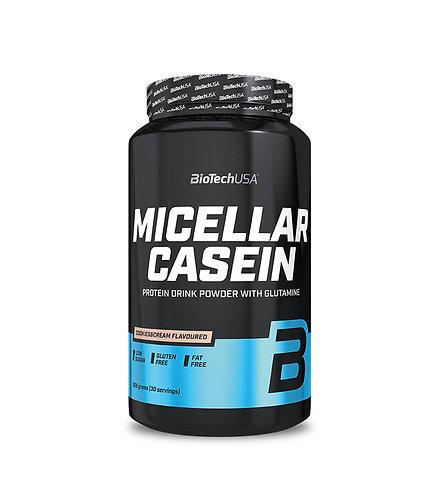 Micellar Casein 908g - Biotech USA. Protéine à digestion lente, coupe faim. Caséine micellaire pour la perte de poids.