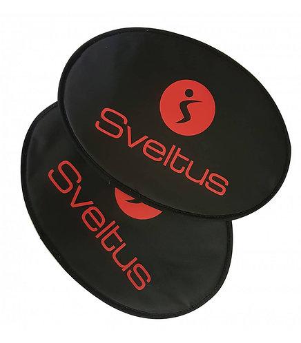Patin de glisse x2 - Sveltus. Pour le sport, fitness et musculation.