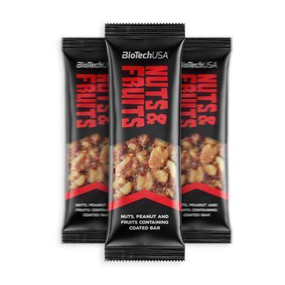 Nuts & Fruits 40g -  Biotech USA
