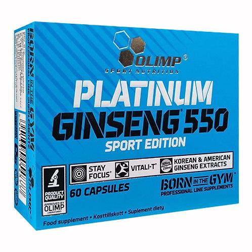 Platinum Ginseng 550 60 caps - Olimp Sport Nutrition