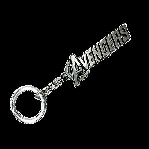Porte-clés Marvel - Avengers. Métal, super-héros, accessoires