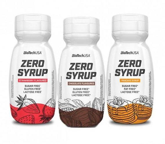 Zero Sirop 320ml - Biotech USA