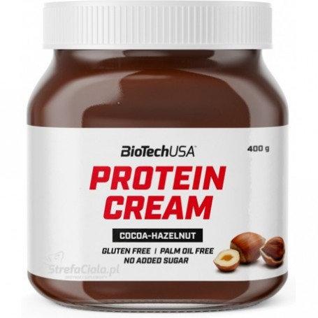 Protein Cream Chocolat/Noisette - Biotech