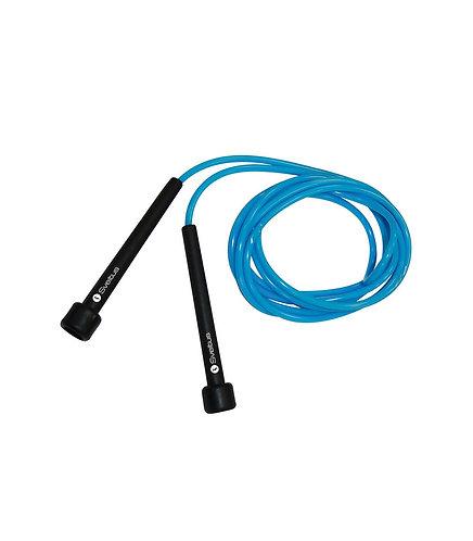 Corde à sauter PVC - Sveltus. Légère et pratique. Idéal pour le cardio.