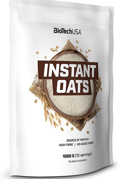 Instant Oats 1 kg - Biotech