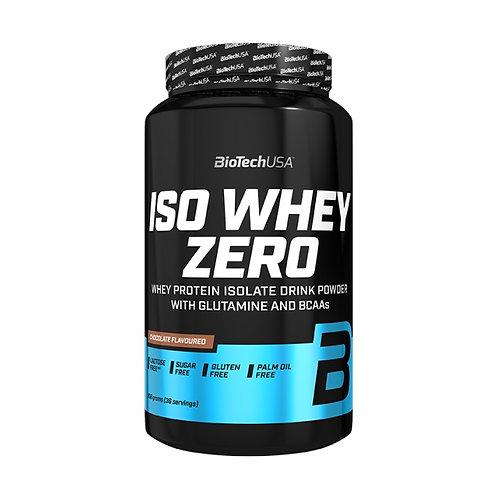 Iso Whey Zero 908g - Biotec USA