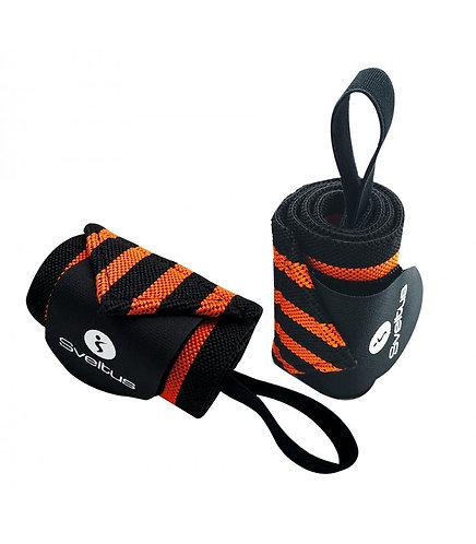 Protège-poignet réglable x2 - Sveltus. Protection pour musculation.
