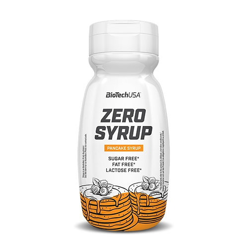 Zero Sirop 320ml - Biotech USA