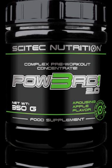 Pow3rd 2.0 - Scitec Nutrition