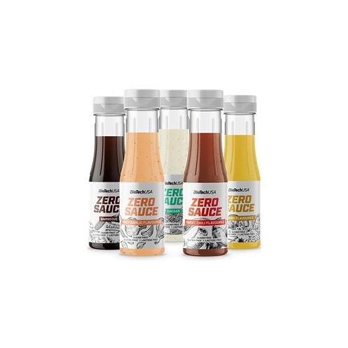 Zero Sauce 350ml - Biotech USA