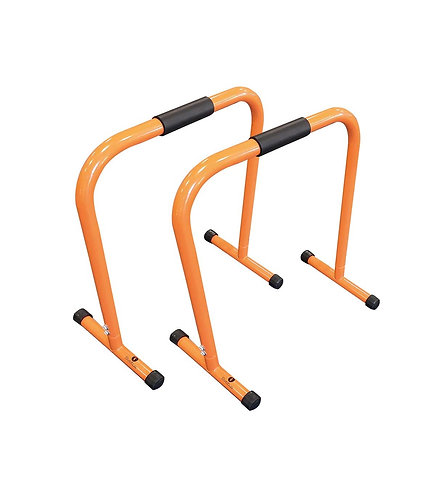Barre parallèle orange x2 - Sveltus
