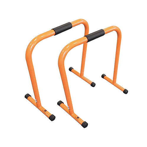 Barre parallèle orange h72 cm x2 - Sveltus