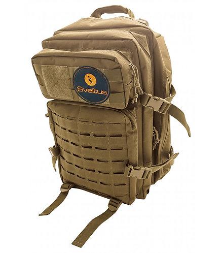 Backpack training 45L camel - Sveltus