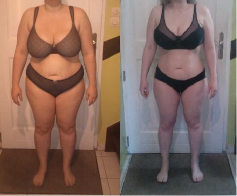 Cécile -15kg en 3 mois