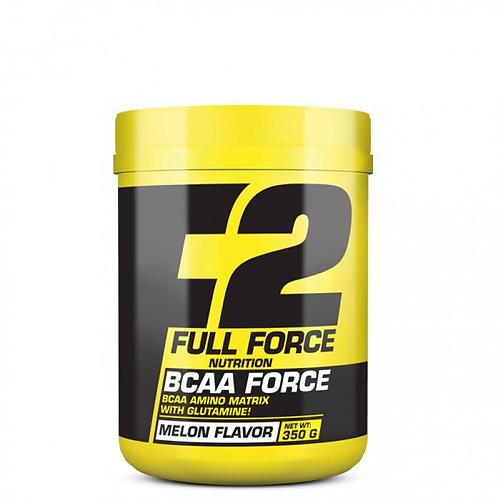 BCAA 350g - Full Force. Acides aminés pour la récupération et maintient les performances physique.