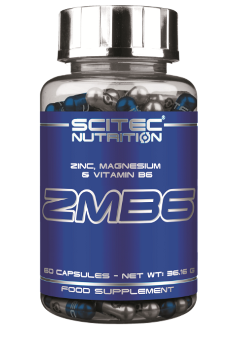 Zmb6 60 caps - Scitec Nutrition