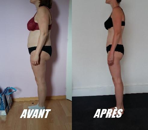 Laura - 22kg en 4 mois
