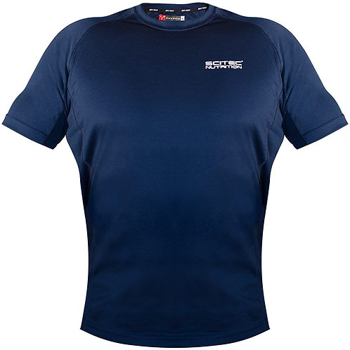 "T-shirt "" Running"" Homme - Scitec Nutrition"