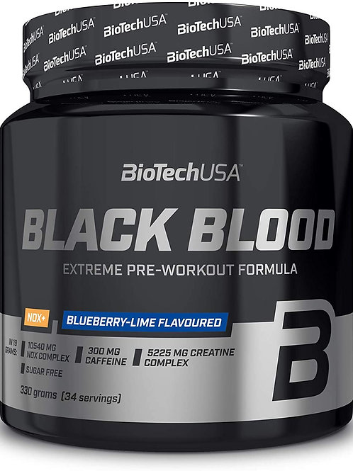 Black Blood Nox -Biotech USA
