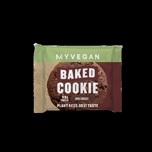 Cookies végan, végétarien, végétalien 75g - My Protein. Double chocolat