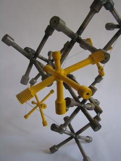 Vnitřní vazby - Ocel - 50cm - 2012