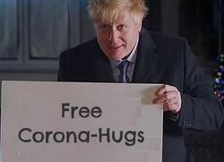 Boris Coronahugs