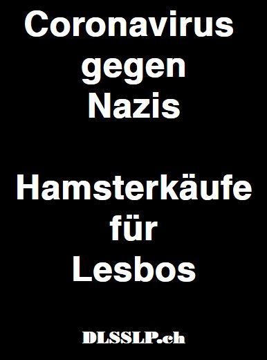 corona gegen nazis