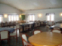 Our beatiful catering hall is equipped with a state of the art kitchen