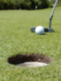 Our golf course greens are the best in Ashtabula County