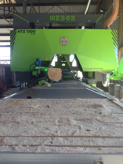 sawmill machine board